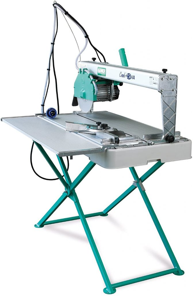 Showcase the product Imer Combicut 250VA Tile Wet Tile Saw