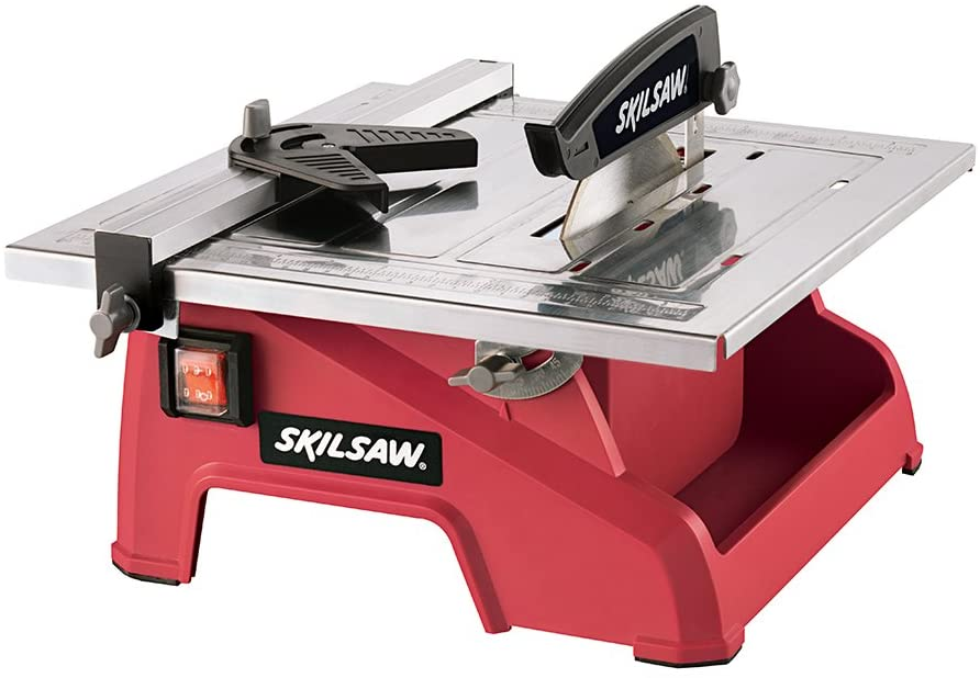 Showcase the product SKIL 3540-02 7-Inch Wet Tile Saw