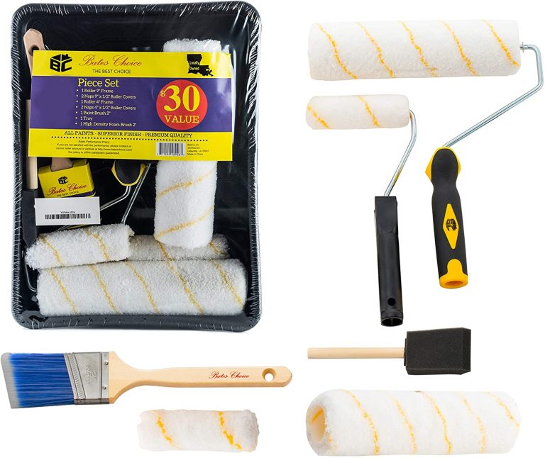 Bates 11 Piece Home Painting Supplies