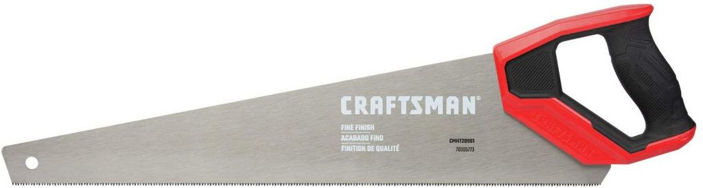 CRAFTSMAN Hand Saw, 20-Inch