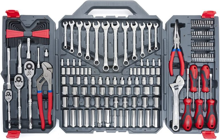 Crescent 170 Pc. General Purpose Tool Set