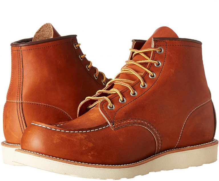 "Red Wing Heritage Men's Classic Moc 6"" Boot"